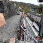 Stützwand Sennfeld im Bau II