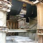 Verbau in Nürtingen im Bau II